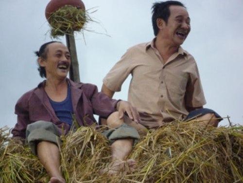 Giang Còi, Quang Tèo trong Tết Văn Lang cả làng nói phét