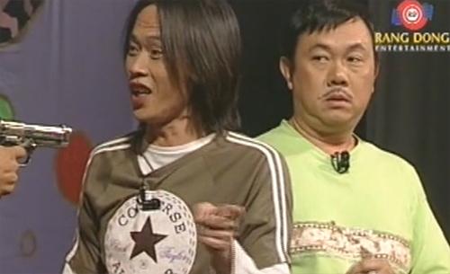 Cặp đôi Chí Tài - Hoài Linh