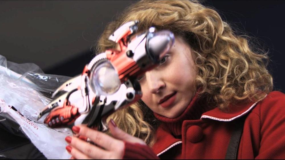 Một phân cảnh khác trong phim ''Earthbound''.