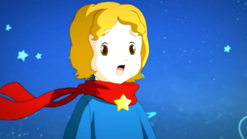 Một cảnh trong phim 'Little Prince'