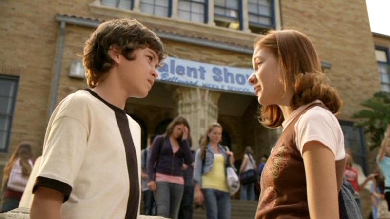 Một cảnh trong phim 'Ben 10: Race Against Time'
