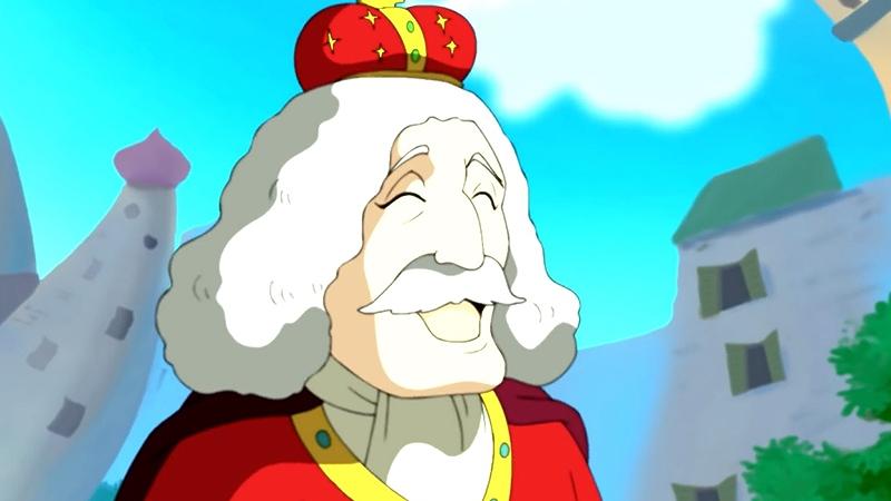 Một cảnh trong phim 'Gulliver's Travels'
