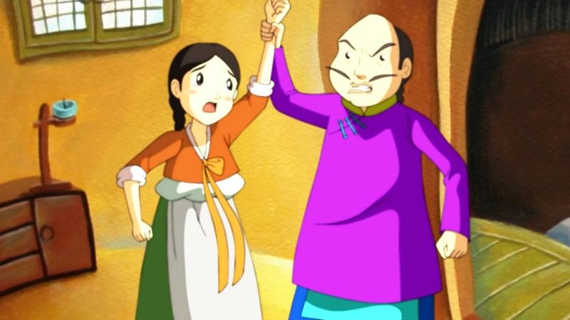 Một cảnh trong phim 'Lotus (Shim Cheong)'
