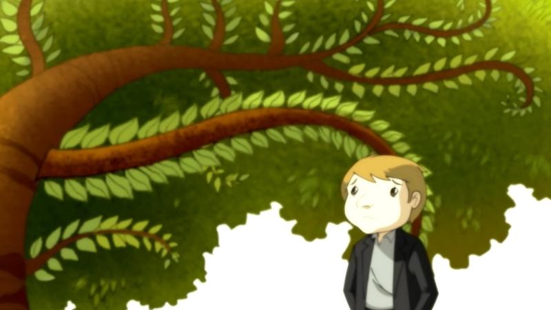 Một cảnh trong phim 'The Giving Tree'