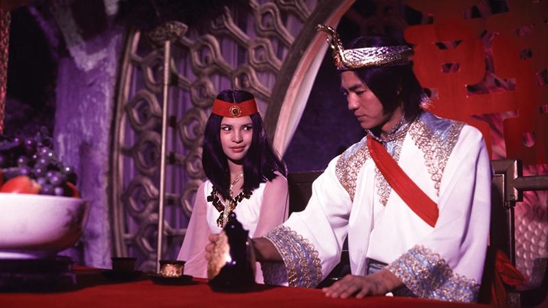 Hắc Cầm đã đồng ý kết hôn với hoàng tử rắn.