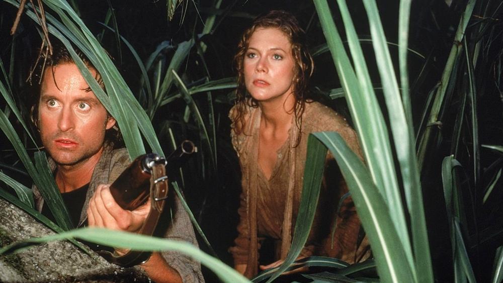 Joan bắt đầu một cuộc phiêu lưu cùng với tên láu cá Jack Colton mà cô gặp trên đường