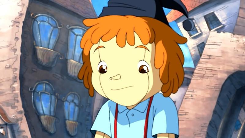 Một cảnh trong phim 'Pinocchio'