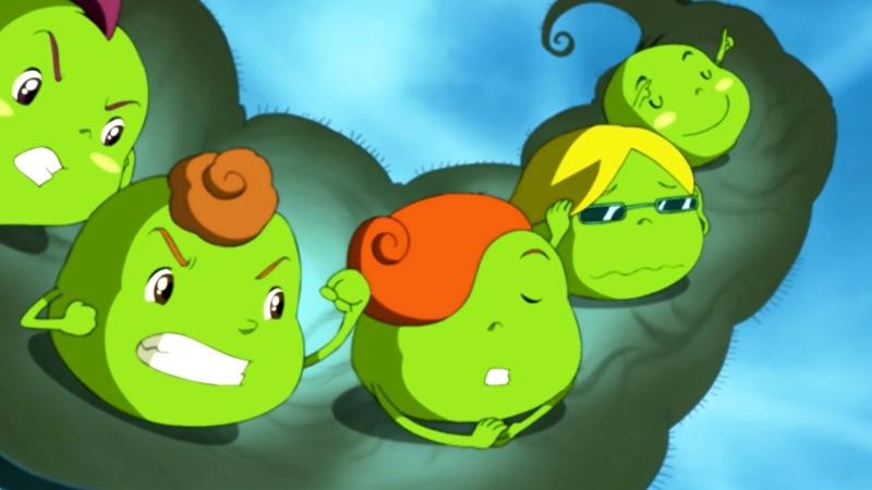Một cảnh trong phim 'Five Peas'