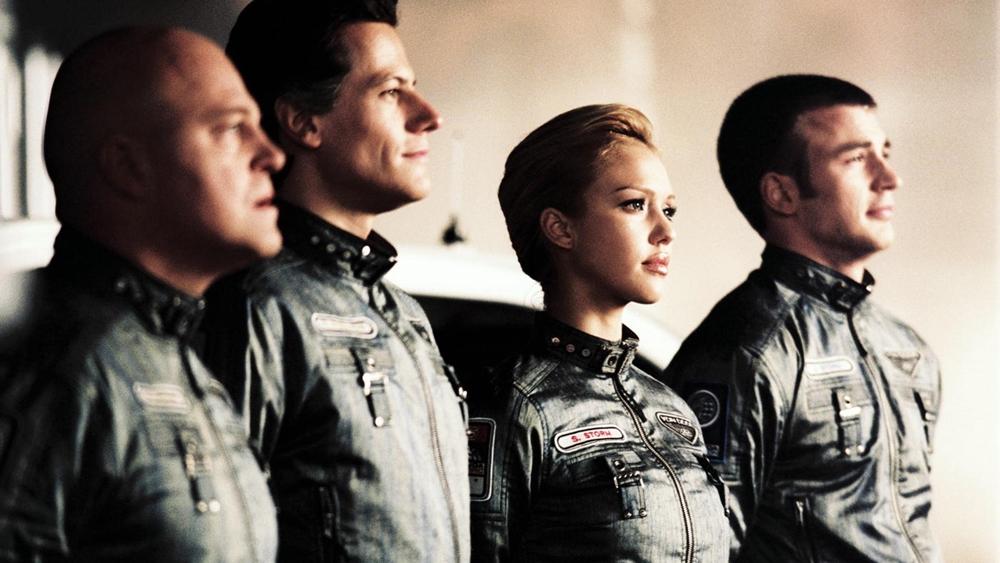Nhóm 4 phi hành gia do phơi nhiễm với chất phóng xạ không gian nên bỗng chốc có những năng lực siêu nhiên trong phim ''Fantastic Four''