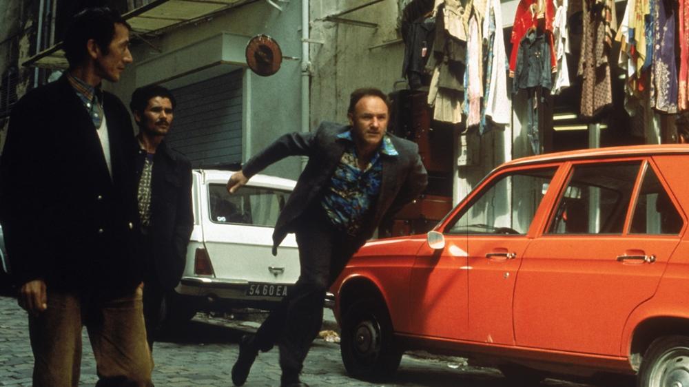 Một phân cảnh khác trong phim ''The French Connection''