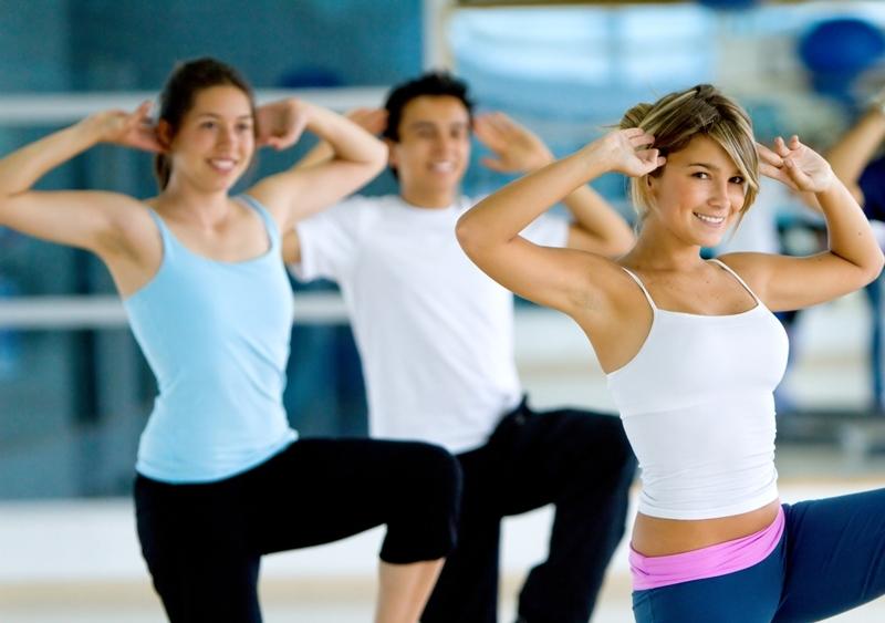 Nhảy Aerobics là giải pháp tuyệt vời để sở hữu vóc dáng thon gọn, khoẻ khoắn.