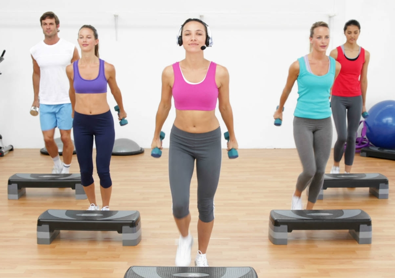 Aerobics rất dễ tập và có thể tập luyện được ở mọi nơi.