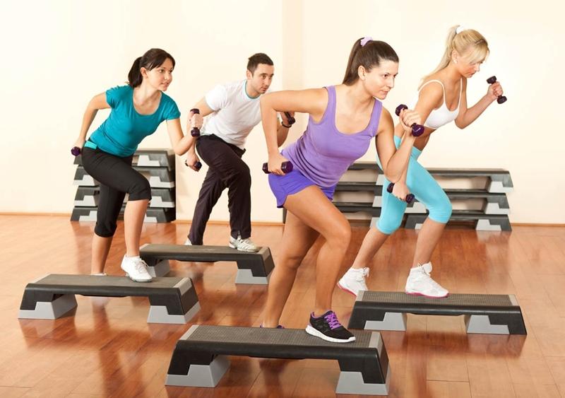 Nhờ Aerobics, thể lực của bạn sẽ được cải thiện đáng kể.