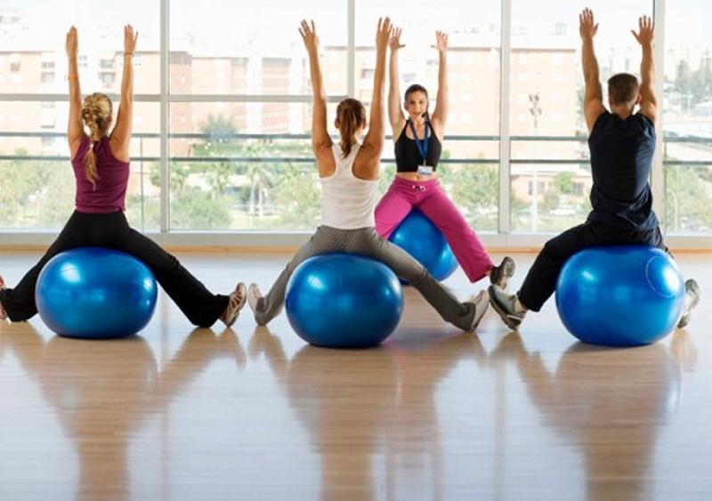Pilates giúp cải thiện vóc dáng, nâng cao sức khoẻ, sự dẻo dai.