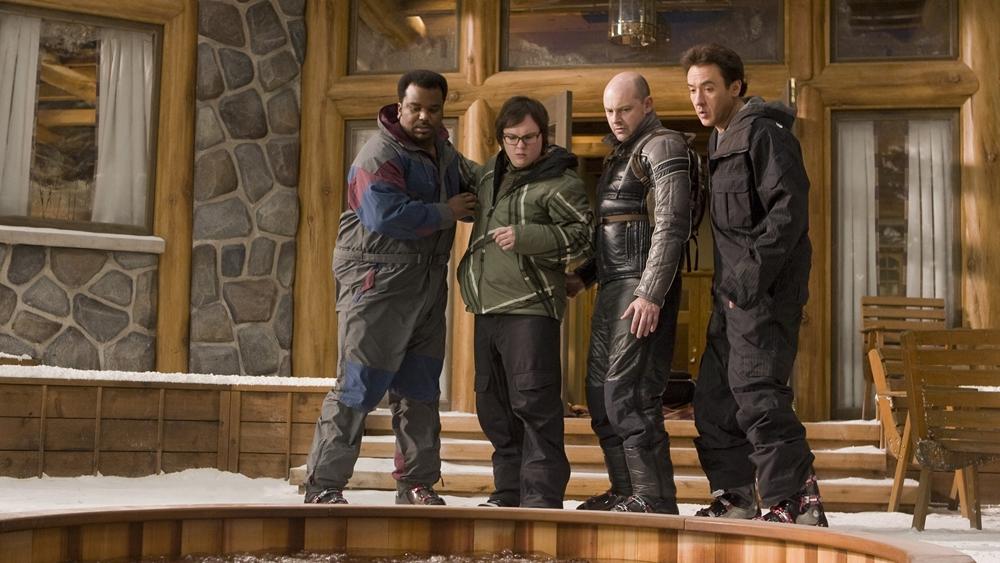''Hot Tub Time Machine'' xoay quanh bốn người bạn thân chán ngán với cuộc sống thường ngày của mình.