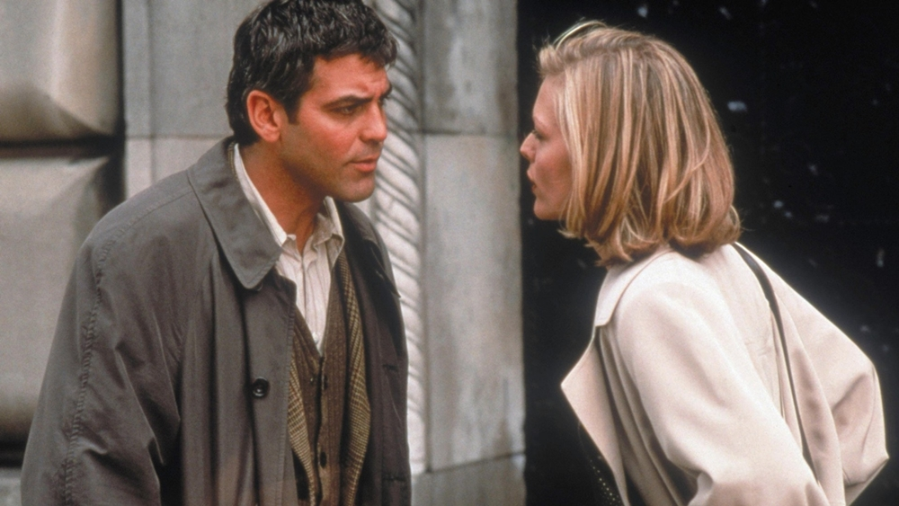 Melanie cùng Jack có một ngày đáng nhớ trong phim ''One Fine Day''