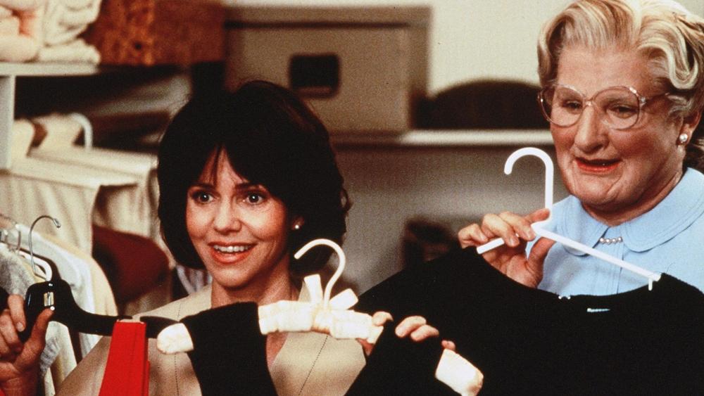Một phân cảnh khác trong phim ''Mrs. Doubtfire''