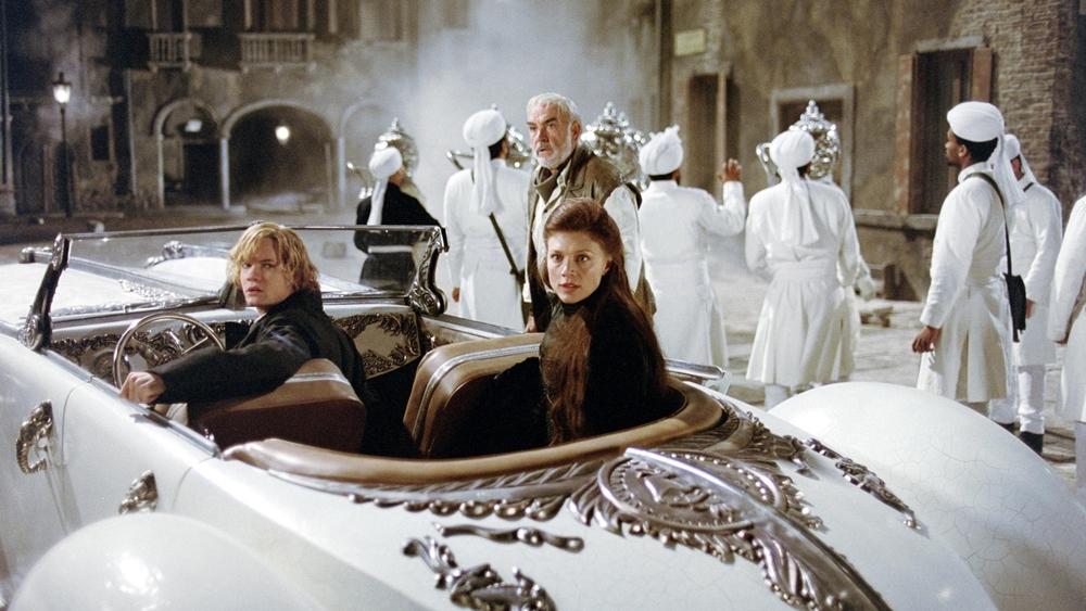 Một phân cảnh khác trong phim ''The League Of Extraordinary Gentlemen''