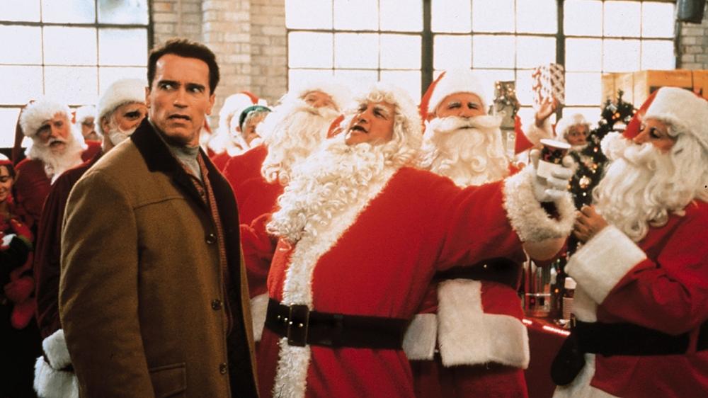 Một phân cảnh khác trong phim ''Jingle All the Way''