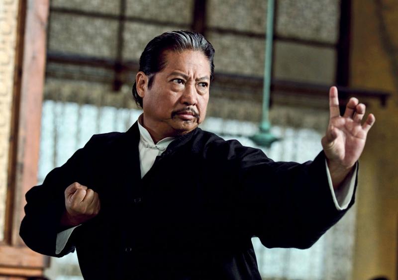 Ngôi sao phim võ thuật Hồng Kim Bảo.