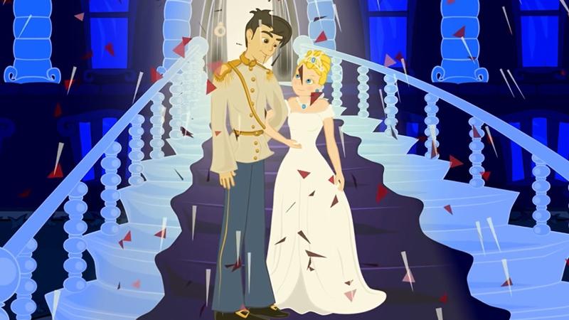 Một cảnh trong phim 'Cinderella'