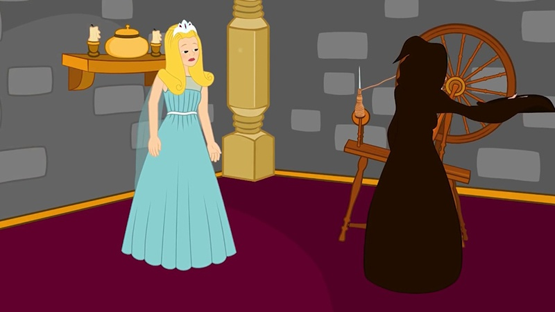 Một cảnh trong phim 'Sleeping Beauty'