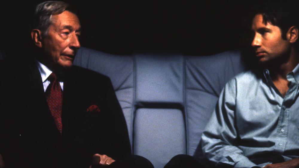 Một phân cảnh trong phim ''The X-Files''.