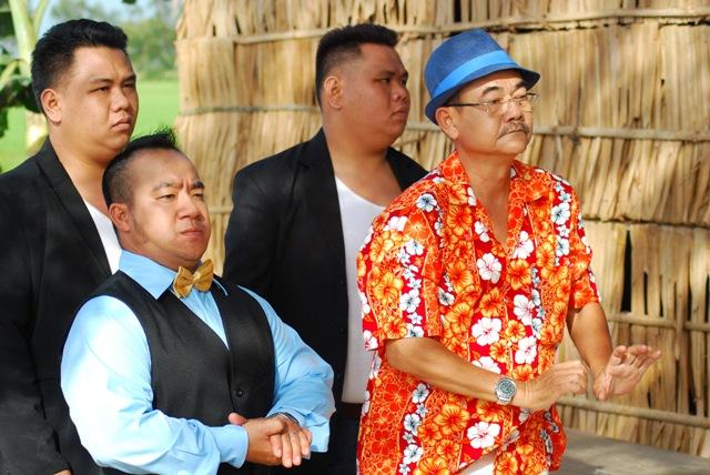 Phim còn có sự tham gia của diễn viên Hiếu Hiền, Việt Anh...