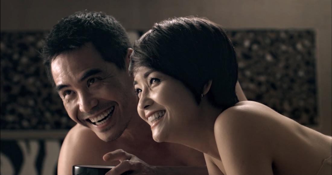 Trung và Kim đến với nhau bất chấp sự khác biệt về hoàn cảnh xuất thân của hai người.