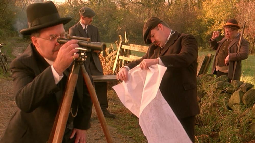 Một phân cảnh khác trong phim ''Puckoon''.
