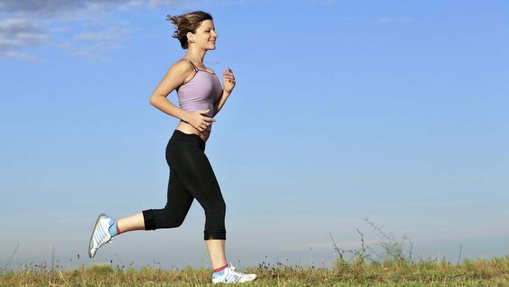 Tập thể dục điều trị đau lưng.