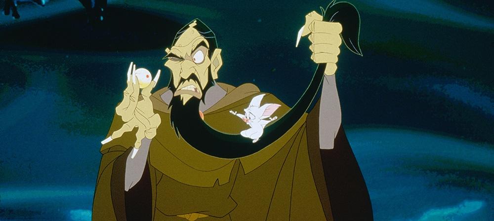 Gã tu sĩ điên khùng Grigori Rasputin đã chia cắt công chúa Anastasia khỏi hoàng tộc.