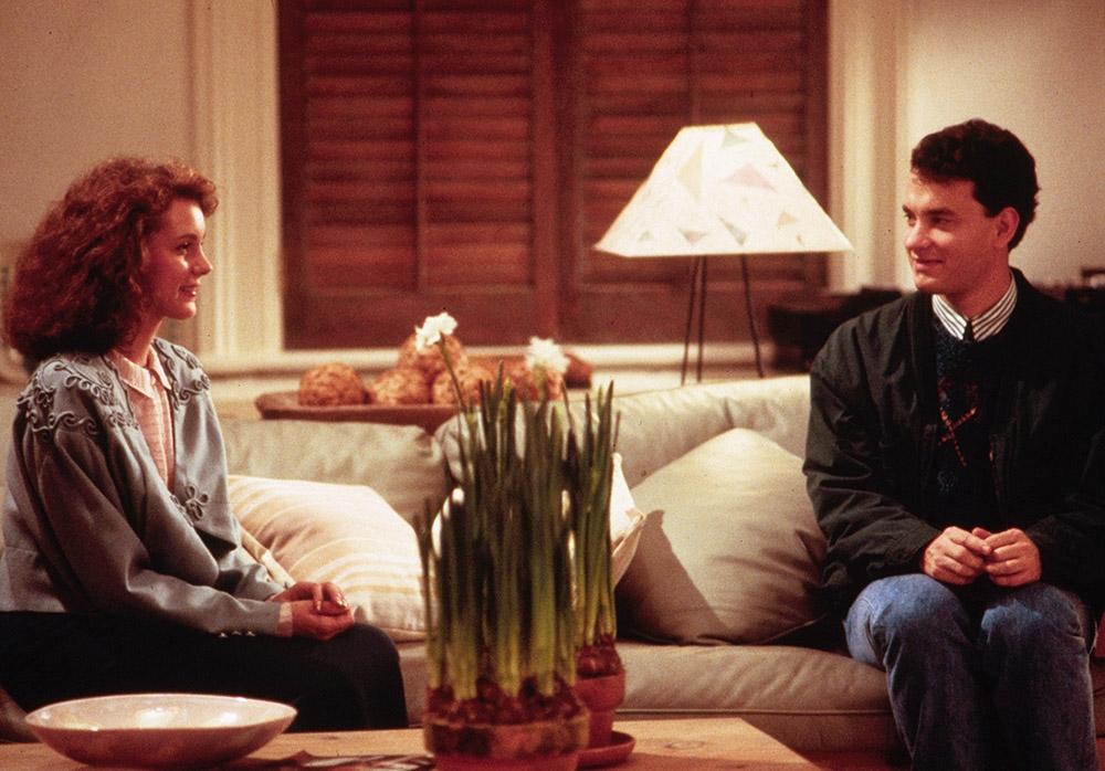 Josh ''trưởng thành'' bên cạnh mối tình đầu là cô gái trẻ Susan.