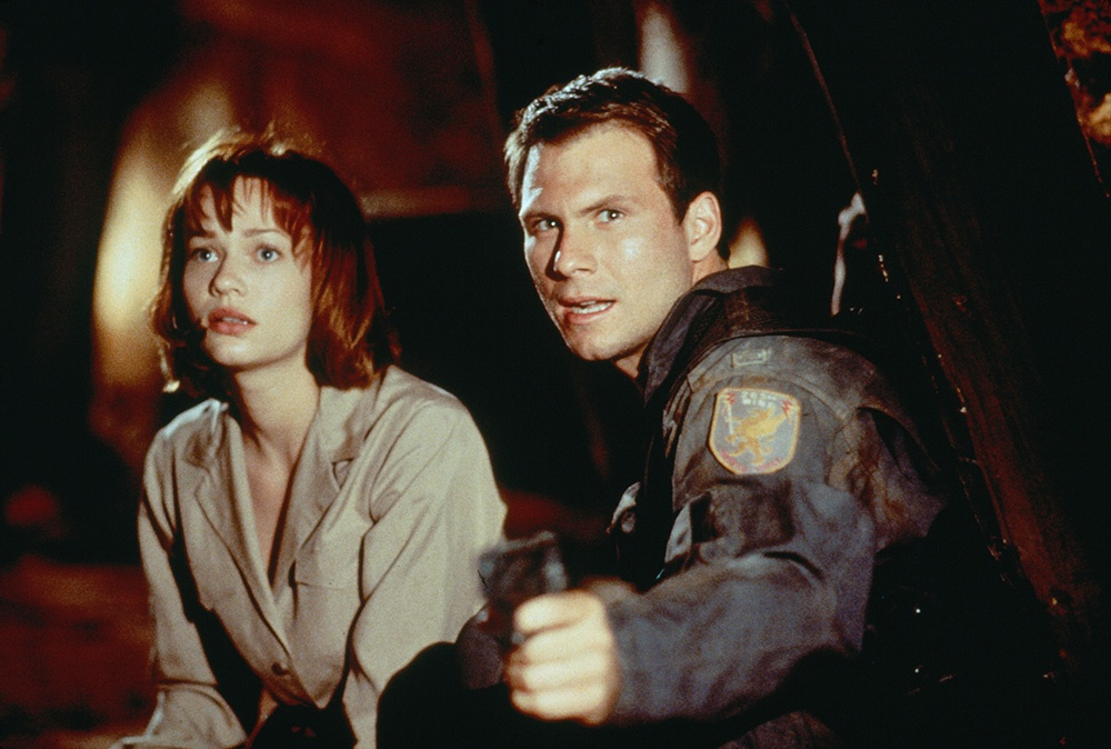 Terry Carmichael và Riley Hale.