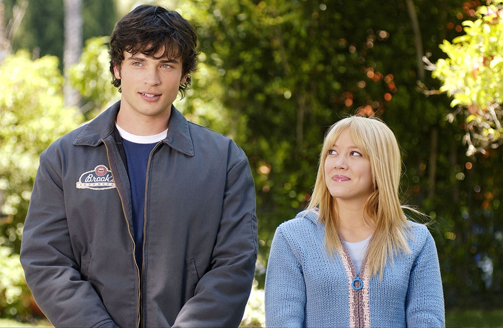 Hai diễn viên nổi tiếng Tom Welling trong vai Charlie Baker và Hilary Duff trong vai Lorraine Baker.