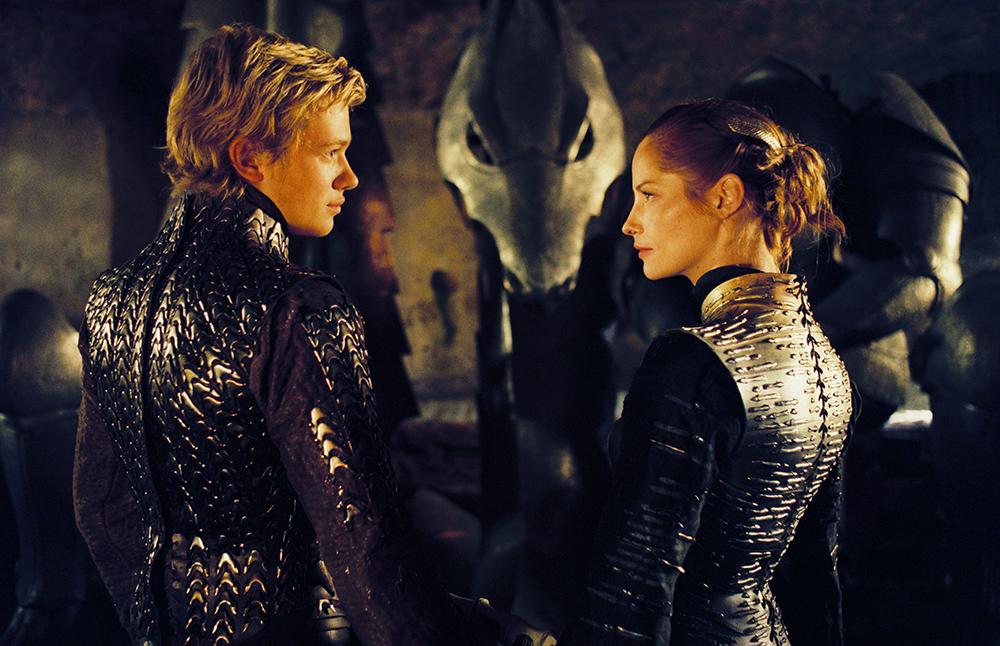 Eragon và Arya.