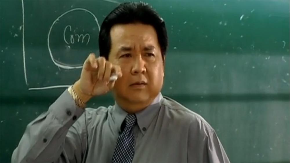 Một phân cảnh khác trong phim ''Võ Lâm Truyền Kỳ''.