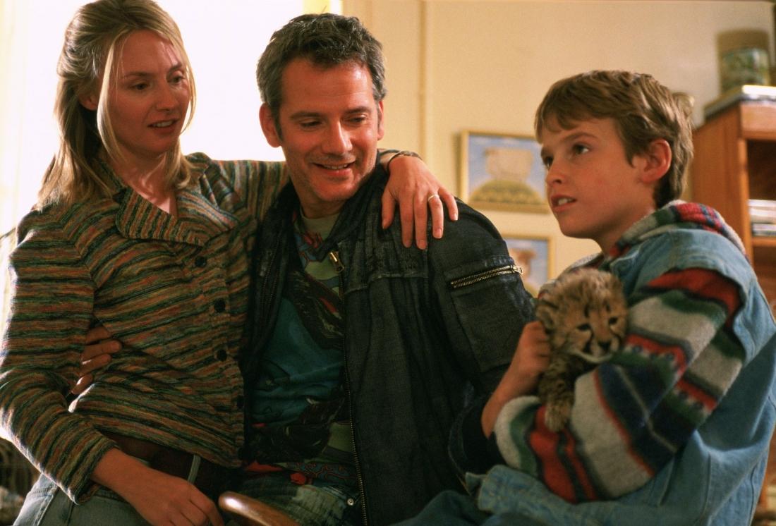 Từ khi có Duma, không khí trong gia đình Xan dần trở nên vui vẻ.