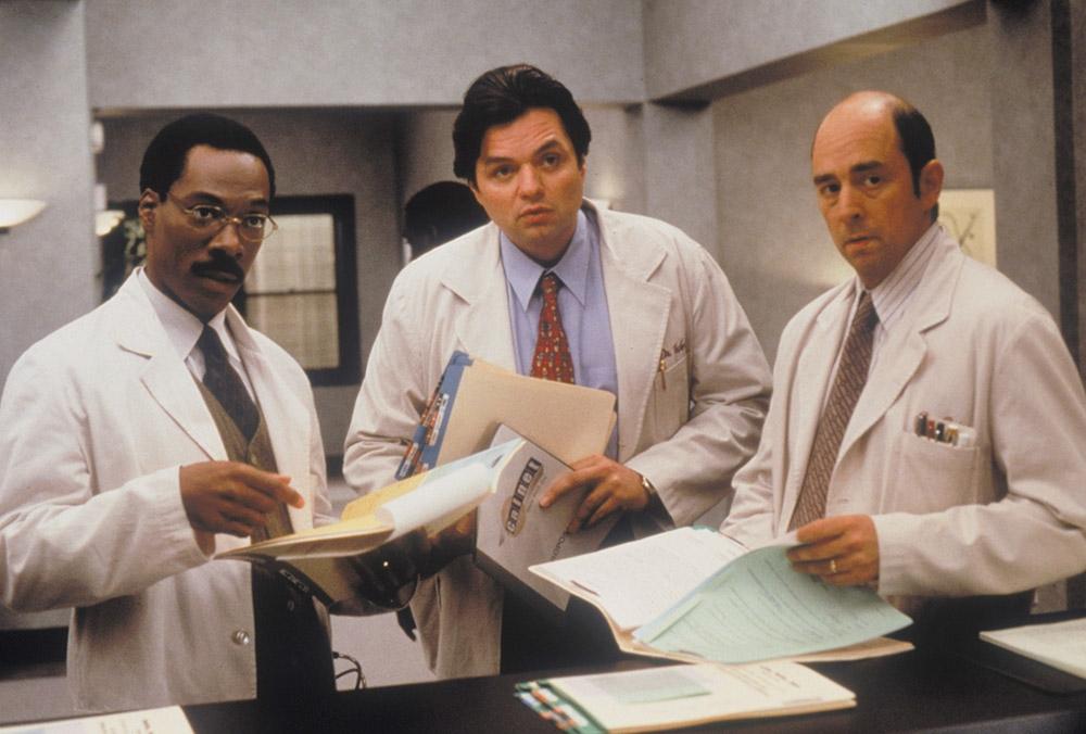 Bác sĩ Dolittle và các cộng sự của mình.
