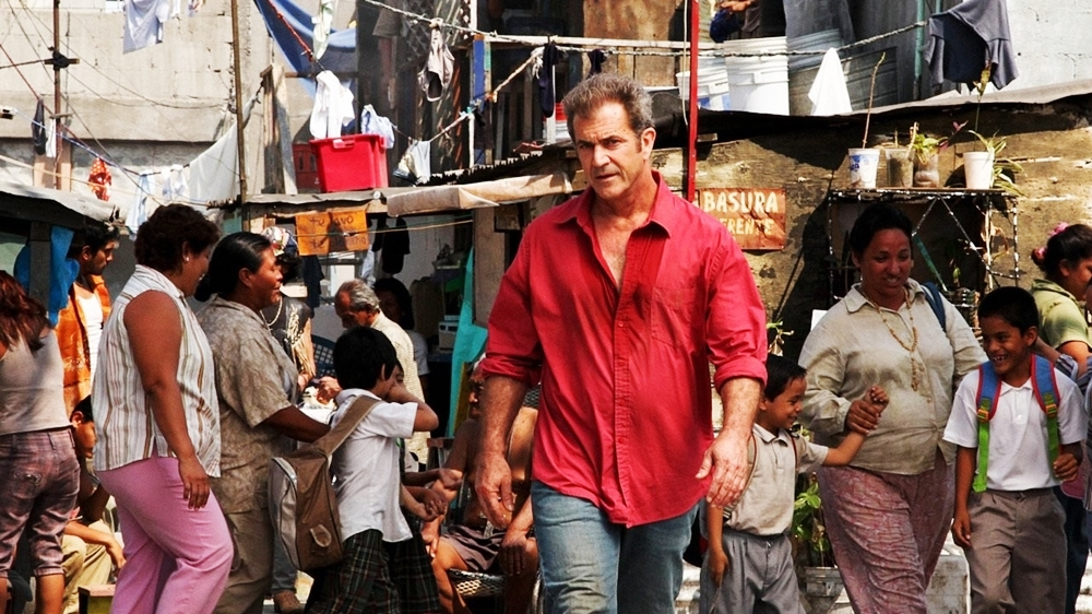 Trong ''Get The Gringo'', Mel Gibson vào vai Driver - một tên tội phạm chuyên nghiệp.