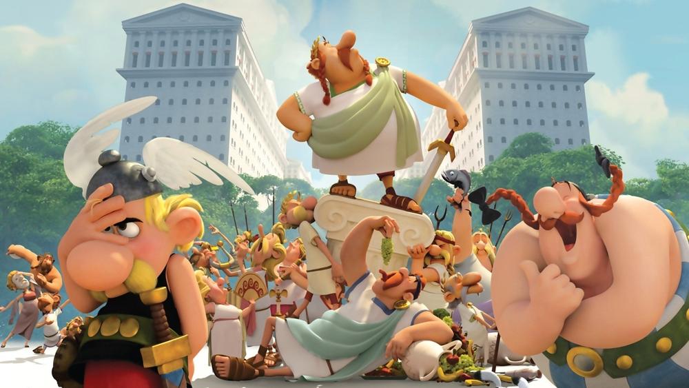 Thất bại bằng vũ lực, hắn quyết định ''chuyển nhà'' đến tận làng và gây sức ép để dân làng đồng hóa với nền văn hóa La Mã.