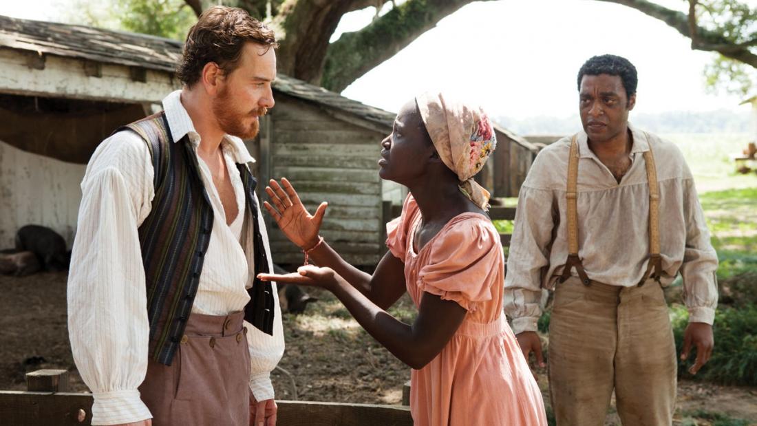 Một cảnh trong phim ''12 Years A Slave''.