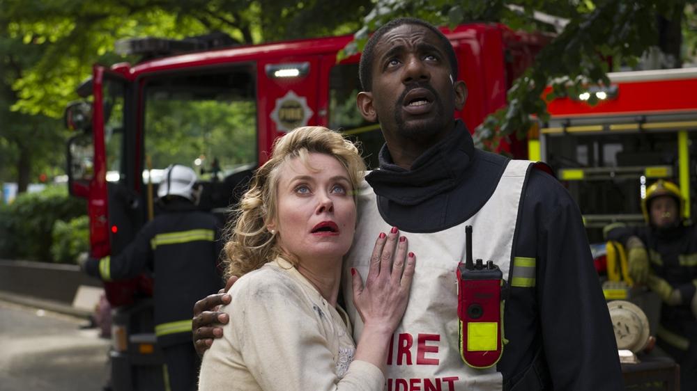 Một phân cảnh khác trong phim ''The Smoke''