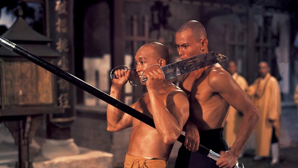Một phân cảnh khác trong phim ''The 36th Chamber Of Shaolin''