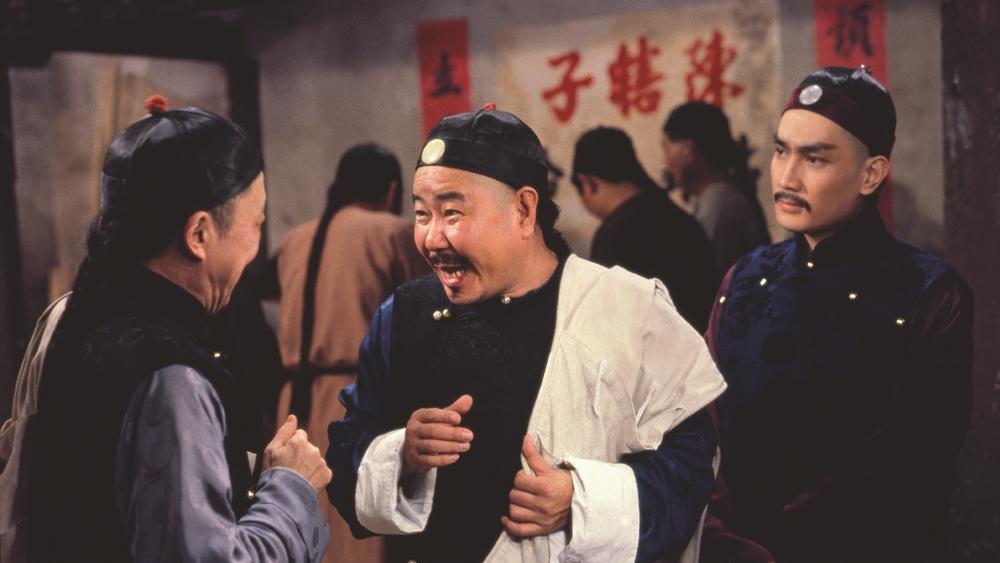Một phân cảnh khác trong phim ''The Adventures Of Emperor Chien Lung''