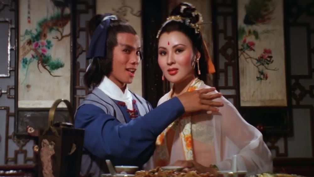 Một phân cảnh khác trong phim ''Ambitious Kung Fu Girl''