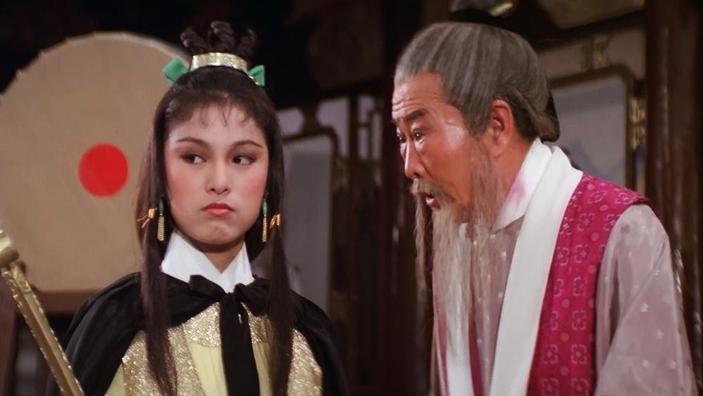 Nàng tiểu thư bướng bỉnh Danh Tư Tư của gia đình phú hào nức tiếng trong phim ''Ambitious Kung Fu Girl''
