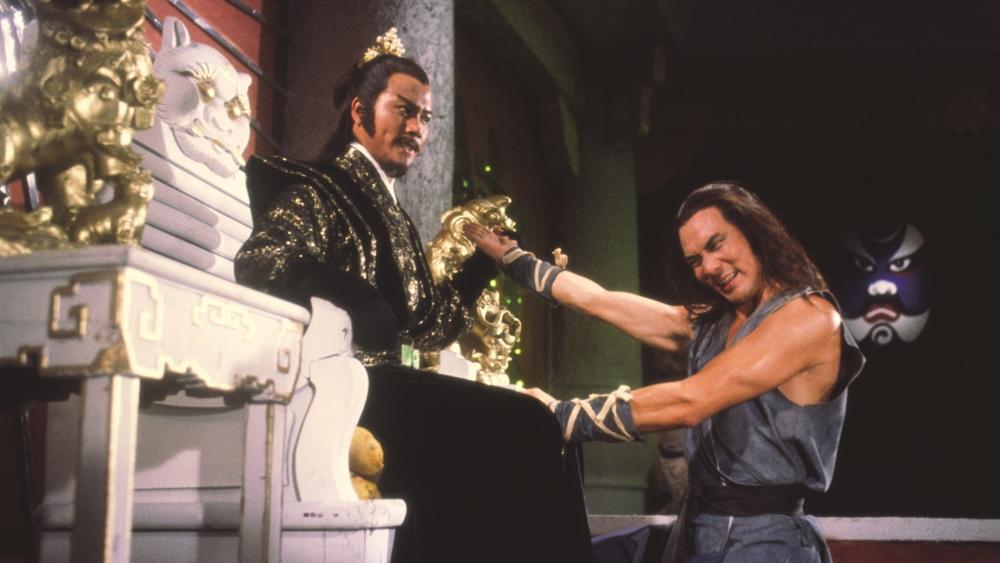 Vân Phi Dương, một côi nhi lớn lên trên núi Võ Đang và thường bị các huynh đệ đồng môn ăn hiếp trong phim ''Bastard Swordsman''
