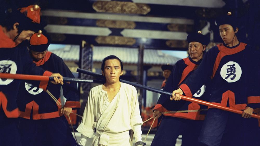 Trương Văn Tường với lòng hiệp nghĩa đã thề quyết báo thù họ Mã tàn độc.