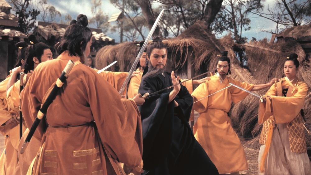 Một phân cảnh khác trong phim ''The Brave Archer 2''
